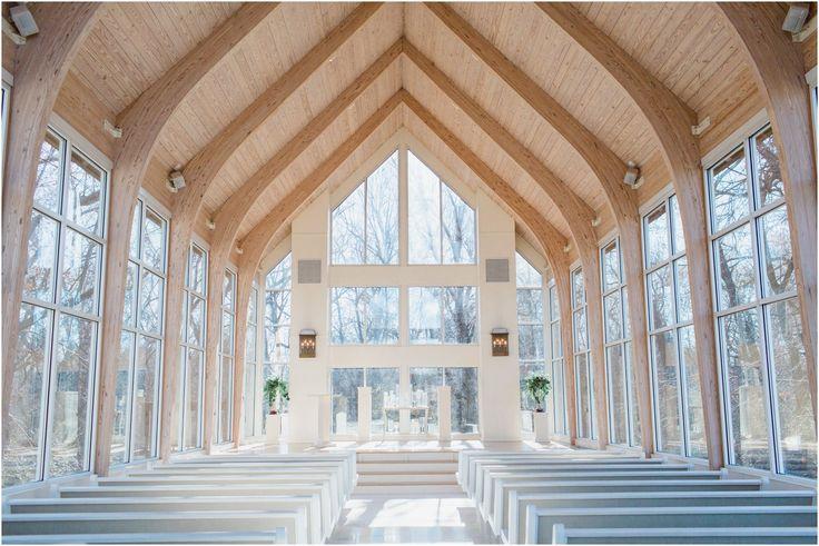 Glass Chapel - wedding venue Oklahoma