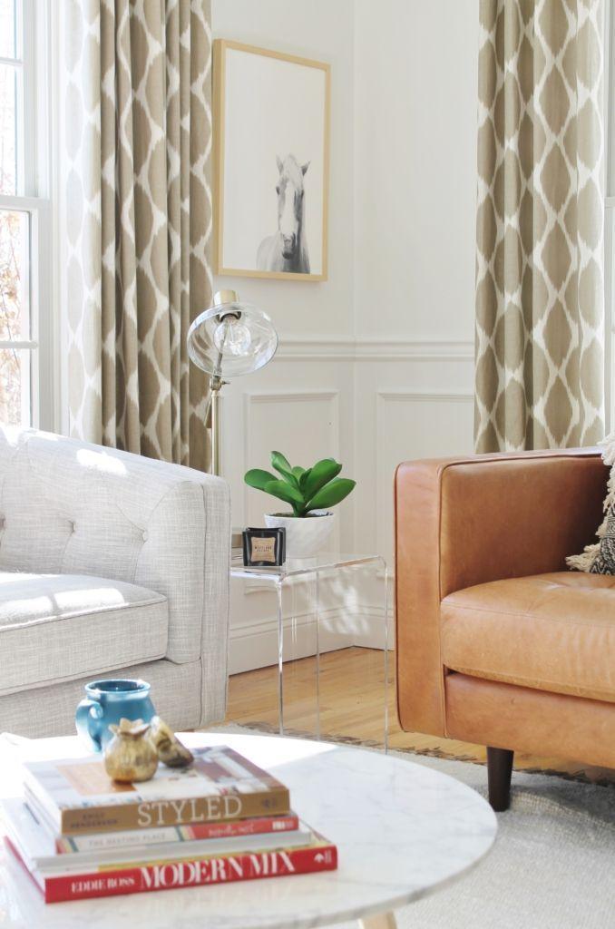 Http Www Aburstofbeautiful Com   Spring Home Tour Living Room Html