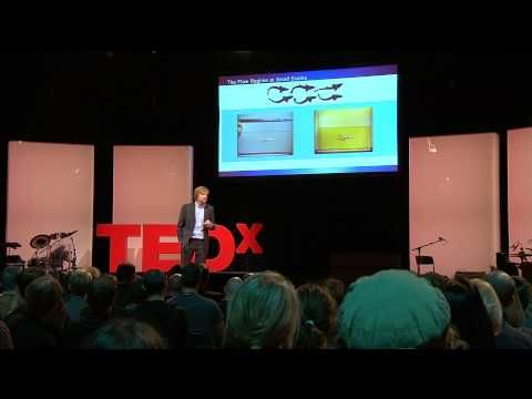 RE.WORK Speaker Bradley Nelson at TEDxZurich -Building Medical Robots, Bacteria sized:  - YouTube video