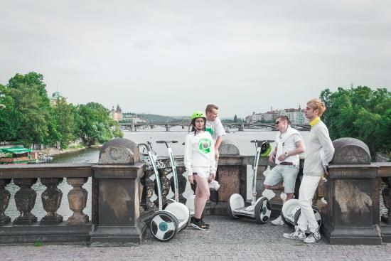 Segway rental is easy at Segway Fun Experience Prague. Visit: http://www.segwayfun.eu/