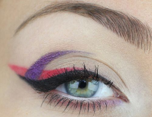 eyeliner: Ideas, Make Up, Makeup Inspiration, Eyeliner, Eye Makeup, Style, Beauty, Hair, Eyes