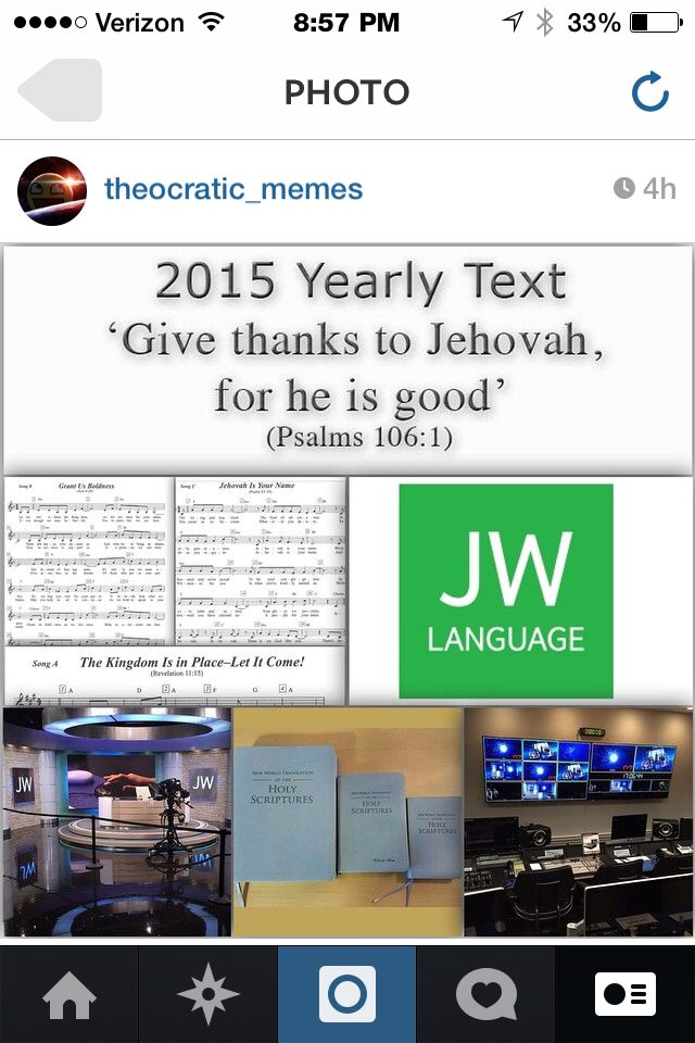 2014 Jehovah's Witnesses annual meeting