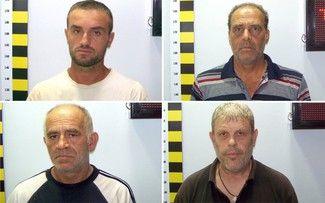Αυτοί οι τέσσερις κατηγορούνται για βιασμό και αρπαγή της 14χρονης στη Λάρισα