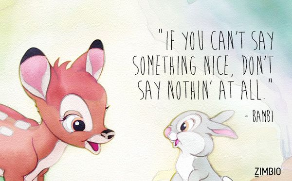 Pinterest Quotes To Live By: Best 25+ Bambi Quotes Ideas On Pinterest