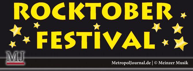 "(LAUF) ROCKTOBER FESTIVAL – Das ""Tribute to the Bockbier""-Festival"