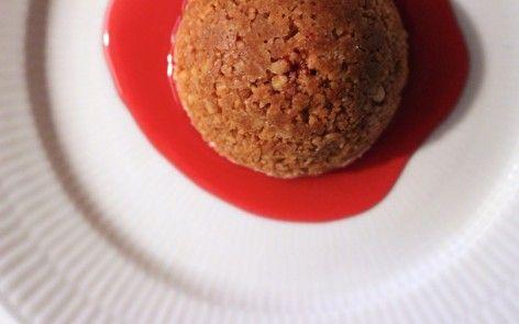 Ris a la mande surprise #glutenfri #jul #risalamande