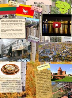 Kaunas, contest, hometown