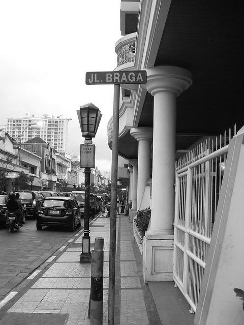 Bragaweg In Bandung