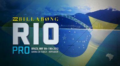 Billabong Rio Pro Preview