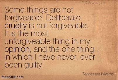 Cruelty Quotes | Famous Quotes, Amazing Quotations, Authors of Quotes opinion, cruelty ...