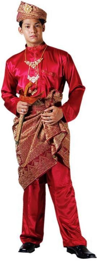 ~ Living a Beautiful Life ~ Baju Melayu
