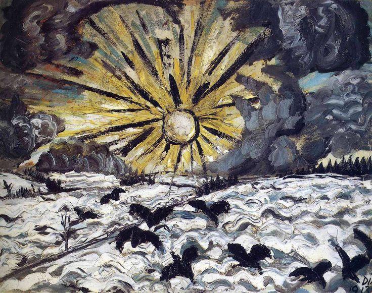 Otto Dix, Sunrise