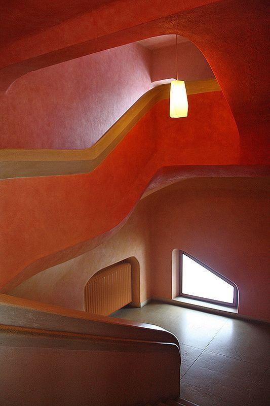 Rudolf Steiner interiors