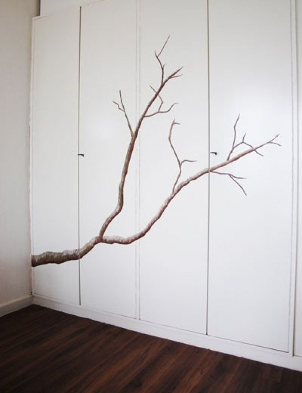 Een-stijlvolle-boomtak-op-de-kastdeuren-geschilderd-BIM.1361203220-van-BIMschilderijen.jpeg 610×793 pixels