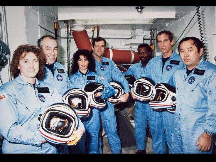 The NASA family lost seven of its own on the morning of Jan. 28, 1986, when a booster engine failed, causing the Shuttle Challenger to break apart just 73 seconds after launch.