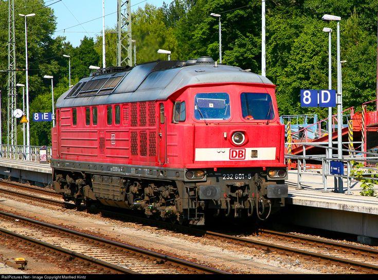 Photo 232 6015 Deutsche Bahn AG 232 at