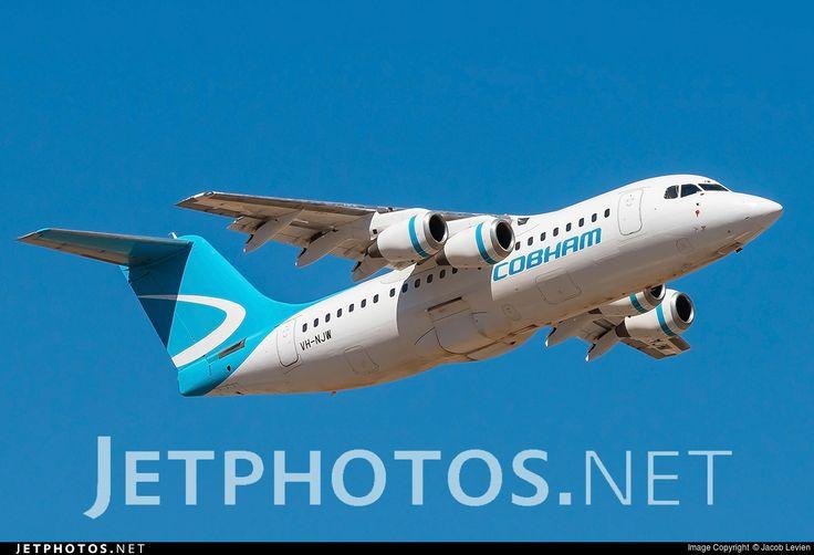 Photo of VH-NJW British Aerospace BAe 146-200 by Jacob Levien