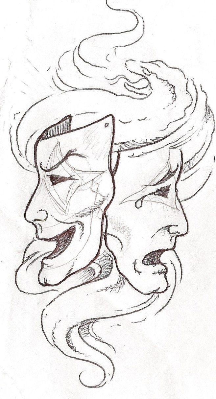 Maske . :( - :)