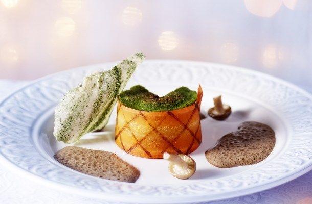Supercrispy gegratineerde kalfssucade: een heerlijk recept met onze #aardappelgratin met wilde paddestoelen en room & onze verse #aardappelpuree met melk en boter.