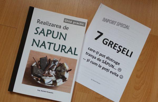 Ghidul practic pt realizarea de sapun natural si CADOUL tau, Cele 7 greseli pe care trebuie sa le eviti