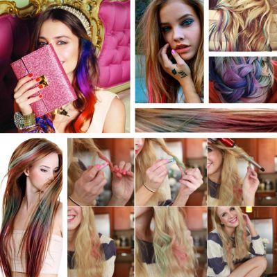 GüzellikYaratıcılıkta sınır tanımayan markalar ile saç stilistleri 2014 İlkbahar/Yaz sezonunda yepyeni bir trend ile karşımıza çıkıyor: Saç desenleri.