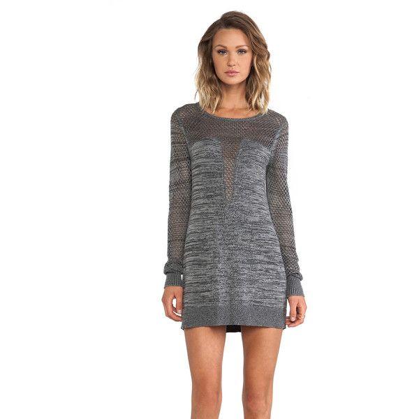 ELLIATT Duo Knit Dress