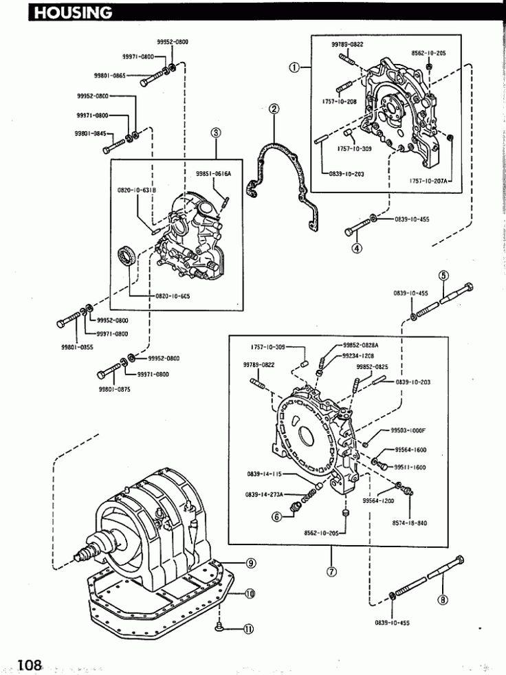 7b Rotary Engine Parts Diagram 7b Rotary Engine Parts