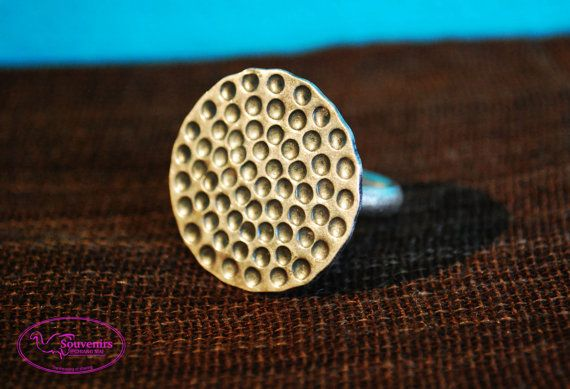 Ring Sterling SilverHandmade from Chiang by SouvenirsAtChiangMai