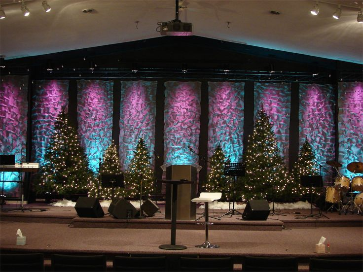 51 best church decorating ideas images on pinterest for Backdrop decoration for church