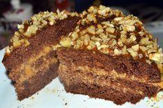 Торт «Черный принц» на кефире ( в мультиварке и духовке) Торт «Черный принц» — из тех тортов, которые готовятся легко, на одном дыхании, без лишних усилий и затрат.