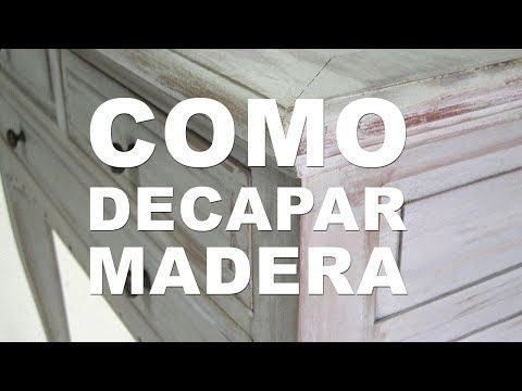 Taller de pátinas a la cera | El Sabor de lo Antiguo - YouTube                                                                                                                                                                                 Más