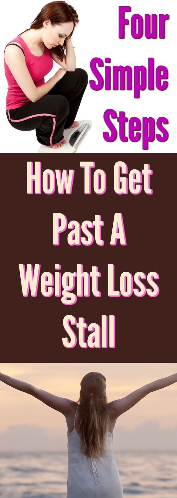 Why do you stop losing weight when dieting? And How to break a weight loss plateau? Read four nutrition tips to break a weight stall easily and start losing weight in a week.