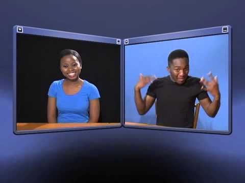 DTV South African Sign Language Lessons - Relationship Status