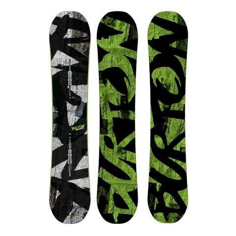 Burton Blunt Snowboard 2015