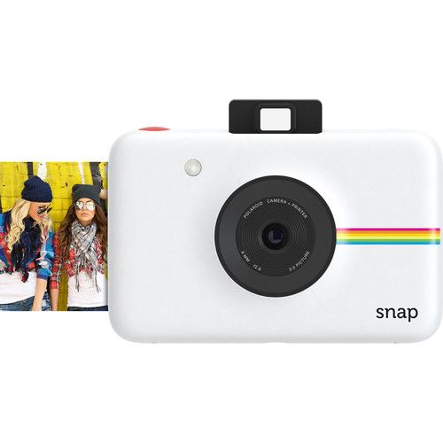 B&H Photo Video - Polaroid Snap Instant Digital Camera (White) Polsp01w B&h Photo