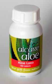 Aloe Laxo. Alcare Aloe Laxo are formulated for the relief of occasional constipation and can be used as a detoxifier. Aloe ferox is harvested in the wild in an ecologically friendly way. Order online: http://on.fb.me/1fJVdeb #detox #relief