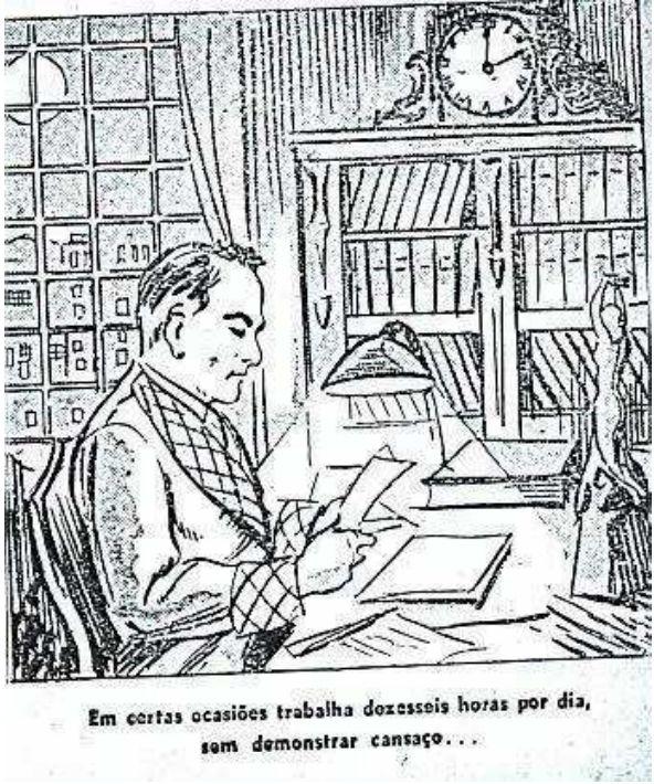 """Cartilha """"Getúlio Vargas para crianças"""", de Alfredo Barroso."""