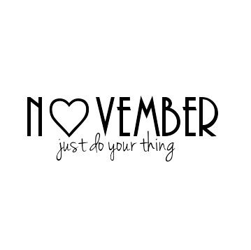 November quote: