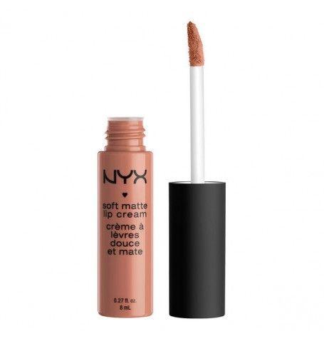 Жидкая матовая губная помада NYX Soft Matte Lip Cream — купить в официальном интернет-магазине — отзывы, цены, фото