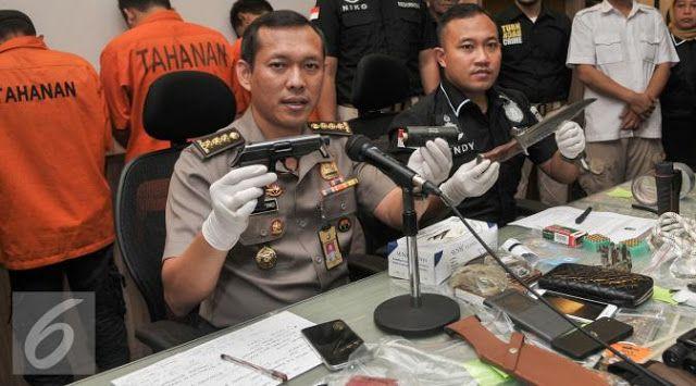Jakarta - Polisi mengambil kesimpulan sementara peristiwa yang dialami keluarga Dodi Triono di ...