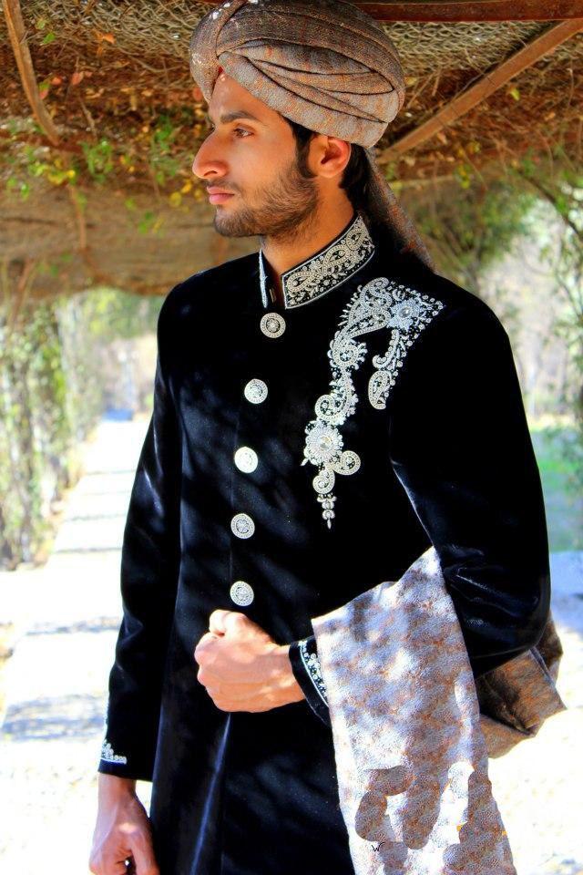 Stylish Indian wedding wear