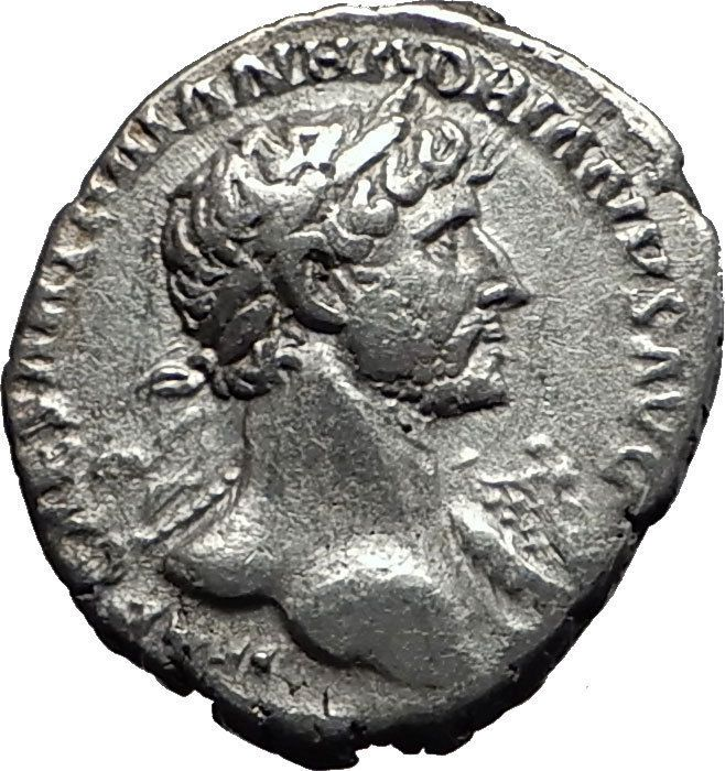 AURELIAN 272AD Authentic Silvered Ancient Roman Coin