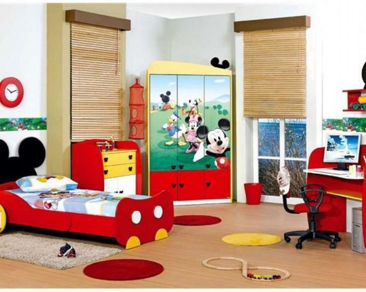 Mickey Mouse Clubhouse Bedroom Furniture Luxury Bedrooms Interior Design Check More At Http