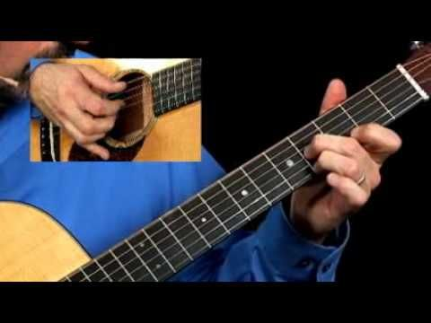 ▶ How to Play Amazing Grace on the Guitar - Part 1 - Acoustic Guitar Lessons - YouTube