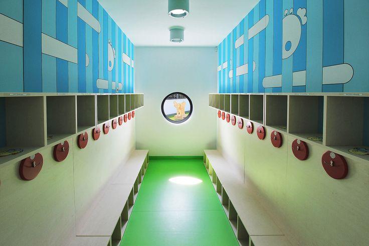 Galeria de Jardim de Infância Elefante Amarelo / xystudio - 6