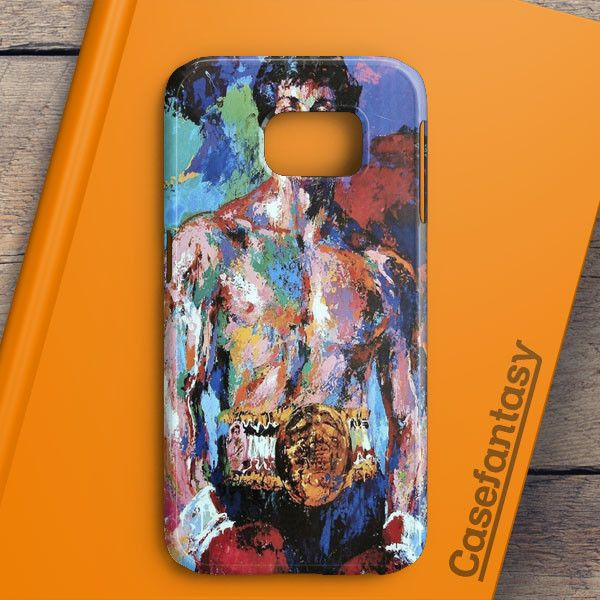 Stallone Rocky Balboa Art Samsung Galaxy S6 Edge Plus Case | casefantasy