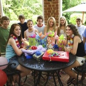Interesting Teenage Birthday Party Ideas