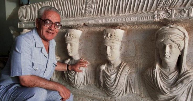 シリアの世界遺産「パルミラの遺跡」に人生の大半を捧げてきた、著名なシリア人考古学者ハレド・アサド氏が、8月18日にIS(イスラム国)によって斬首刑に処せられた。 82歳のアサド氏は、パルミラの貴重な遺品が隠されている場所をISに教えることを拒否したために、数十人の見物人の前で殺害された。血まみれの遺体は、史跡のメイン広場にあるローマ時代の柱の1つに吊されたという。 ガーディアン紙の取材に対して、ア...