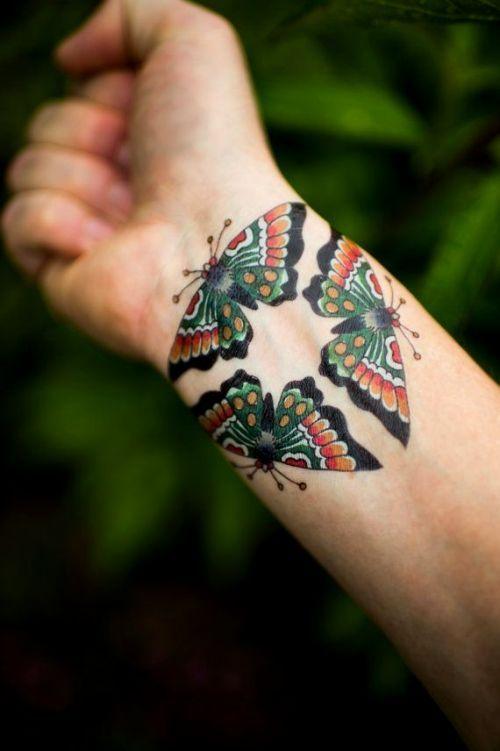 80 idées de tatouage du poignet et leur signification  Art Corporel