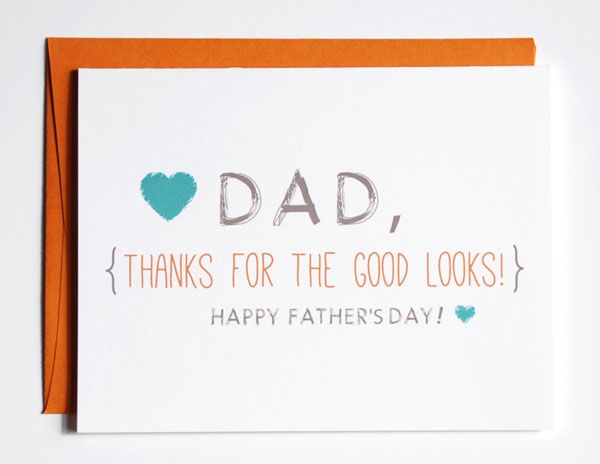 Some really Funny fathers day cards